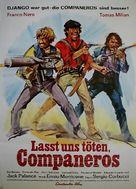 Vamos a matar, compañeros - German Movie Poster (xs thumbnail)