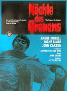 The Plague of the Zombies - German Movie Poster (xs thumbnail)