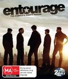 """""""Entourage"""" - Australian Blu-Ray movie cover (xs thumbnail)"""