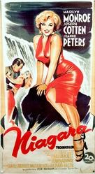 Niagara - French Movie Poster (xs thumbnail)