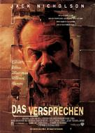 The Pledge - German Movie Poster (xs thumbnail)