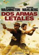 2 Guns - Argentinian Movie Poster (xs thumbnail)