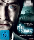 The Woman in Black - German Blu-Ray cover (xs thumbnail)
