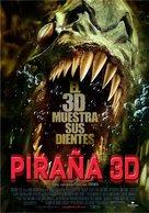 Piranha - Argentinian Movie Poster (xs thumbnail)