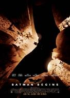 Batman Begins - German Movie Poster (xs thumbnail)