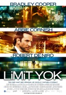 Limitless - Turkish Movie Poster (xs thumbnail)
