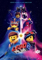 The Lego Movie 2: The Second Part - Turkish Movie Poster (xs thumbnail)