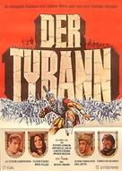 Columna - German Movie Poster (xs thumbnail)