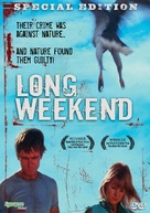 Long Weekend - DVD cover (xs thumbnail)