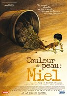 Couleur de peau: Miel - Belgian Movie Poster (xs thumbnail)