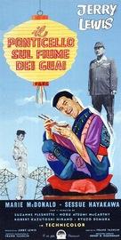 The Geisha Boy - Italian Theatrical poster (xs thumbnail)
