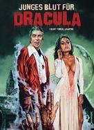 Count Yorga, Vampire - German Blu-Ray movie cover (xs thumbnail)