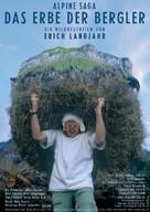 Das Erbe der Bergler - Swiss poster (xs thumbnail)