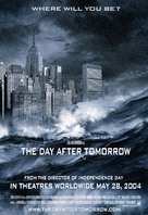 The Day After Tomorrow - Movie Poster (xs thumbnail)