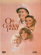 On Golden Pond - DVD movie cover (xs thumbnail)