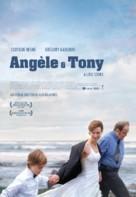 Angèle et Tony - Australian Movie Poster (xs thumbnail)