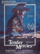 Tender Mercies - French Movie Poster (xs thumbnail)