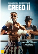 Creed II - Brazilian Movie Cover (xs thumbnail)