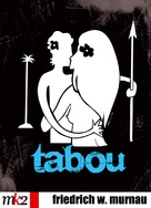 Tabu - French Movie Cover (xs thumbnail)