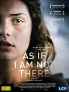As If I Am Not There - French Movie Poster (xs thumbnail)