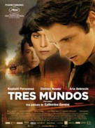 Trois mondes - Mexican Movie Poster (xs thumbnail)