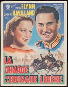 The Charge of the Light Brigade - Belgian Movie Poster (xs thumbnail)