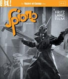 Spione - British Blu-Ray movie cover (xs thumbnail)
