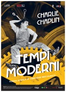 Modern Times - Italian Re-release movie poster (xs thumbnail)