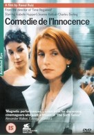 Comédie de l'innocence - British Movie Cover (xs thumbnail)