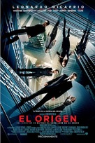 Inception - Mexican Movie Poster (xs thumbnail)