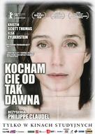 Il y a longtemps que je t'aime - Polish Movie Poster (xs thumbnail)