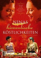 Nina's Heavenly Delights - German Movie Poster (xs thumbnail)