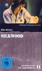 Silkwood - German Movie Cover (xs thumbnail)