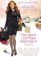 I Don't Know How She Does It - German Movie Poster (xs thumbnail)
