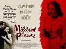 Mildred Pierce - British Movie Poster (xs thumbnail)