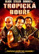 Tropic Thunder - Czech Movie Cover (xs thumbnail)