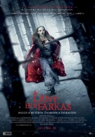 Red Riding Hood - Hungarian Movie Poster (xs thumbnail)