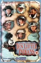 Ten Little Indians - British Movie Cover (xs thumbnail)
