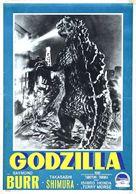 Godzilla, King of the Monsters! - Italian Movie Poster (xs thumbnail)