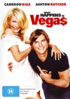 What Happens in Vegas - Australian DVD movie cover (xs thumbnail)