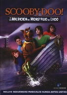 Scooby-Doo! Curse of the Lake Monster - Spanish DVD cover (xs thumbnail)