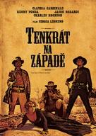 C'era una volta il West - Czech Movie Cover (xs thumbnail)