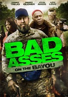 Bad Asses on the Bayou - DVD cover (xs thumbnail)