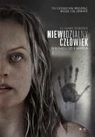 The Invisible Man - Polish Movie Poster (xs thumbnail)