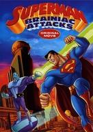Superman: Brainiac Attacks - DVD cover (xs thumbnail)