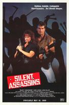 Silent Assassins - Movie Poster (xs thumbnail)
