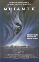 Night Shadows - German VHS movie cover (xs thumbnail)