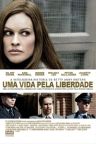 Conviction - Portuguese Movie Poster (xs thumbnail)