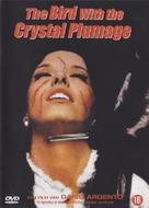 L'uccello dalle piume di cristallo - Belgian Movie Cover (xs thumbnail)