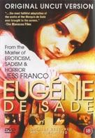 Eugénie - British DVD cover (xs thumbnail)